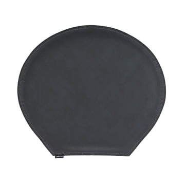 LindDNA - Sitzkissen für Serie 7 Stuhl aus Nupo in Schwarz