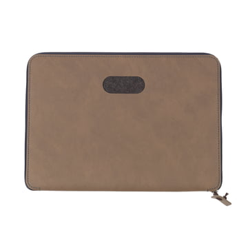 LindDNA - Torro Bag 15″ Laptoptasche in Braun