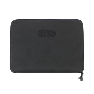 LindDNA - Torro Bag 15″ Laptoptasche in Schwarz