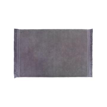 Hay - Raw Teppich 140 x 200 cm in Grau