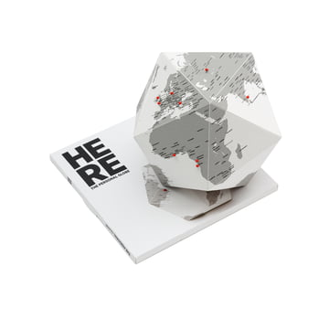 Here The Personal Globe von Palomar in der mittleren Grösse