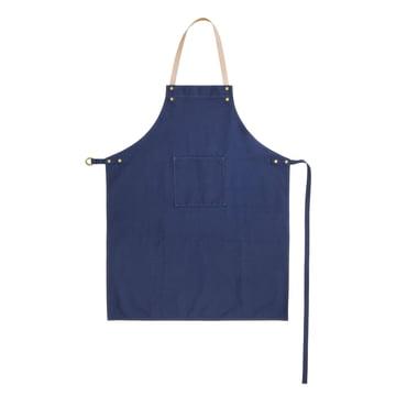 Küchenschürze Apron von ferm Living in Blau