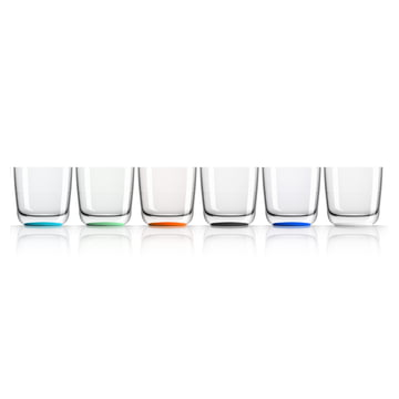 Whisky-Glas 285 ml (4er-Set) von Palm Products
