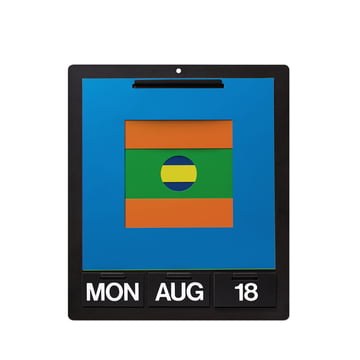 Ewiger Wandkalender aus der MoMA Collection