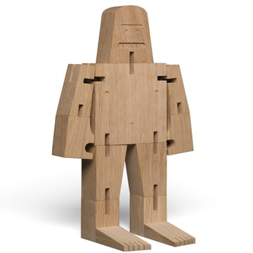 Mister Bigfoot Holzfigur