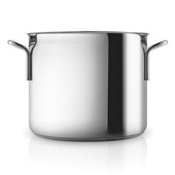 Stainless Steel Kochtopf mit einem Fassungsvermögen von 4.8 l von Eva Trio