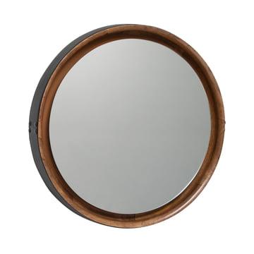 Sophie Mirror von Mater in Gross, Ø 61 cm