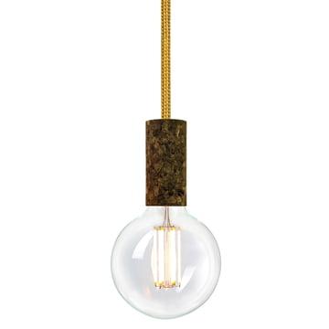 Cork Soil Gold Spire (TT-150) von NUD Collection mit Leuchtmittel
