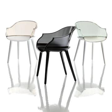 Cyborg Sessel aus Kunststoff