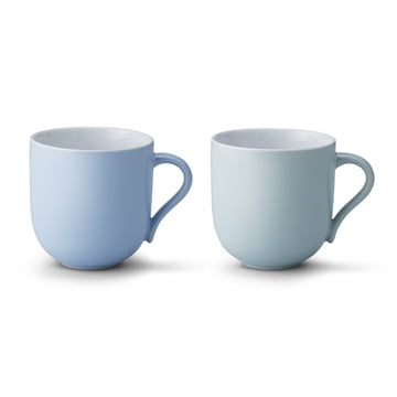 Stelton - Emma Becher gross (2er-Set), blau