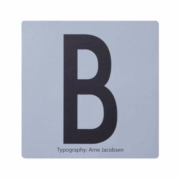 Design Letters - AJ Memory Spiel, Karte B