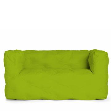 Couch I 2-Sitzer von Sitting Bull in Grün
