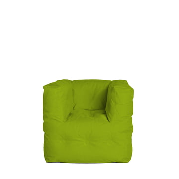 Couch I Sessel von Sitting Bull in Grün