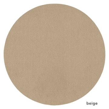 Sitting Bull - Farbmuster des Indoorstoffes Beige