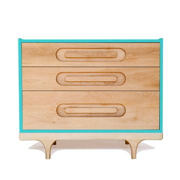 Kommode Caravan Dresser von Kalon in Blau