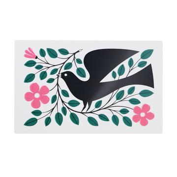 Sticker Dove von Vitra in Grün und Pink