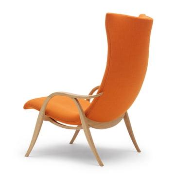 FH429 Signature Chair von Carl Hansen aus Eiche geölt in Sunniva 532