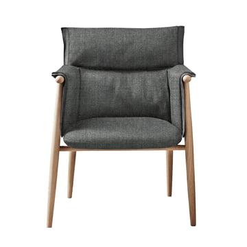 Embrace Chair von Carl Hansen aus Eiche geölt / Hallingdal Col. 0126