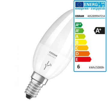 Lightify LED Classic B 40 Tunable White von Osram