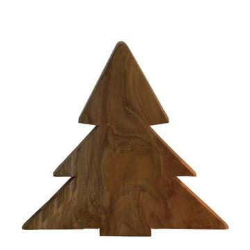 Jan Kurtz - Weihnachtsbaum S, Teakholz massiv