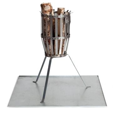 Platte für Feuerkörbe von Röshults