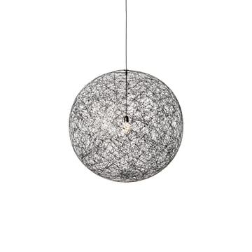 Moooi - Random Light LED Pendelleuchte, large, schwarz