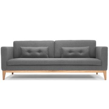 Das Day Sofa in hellgrau von Design House Stockholm
