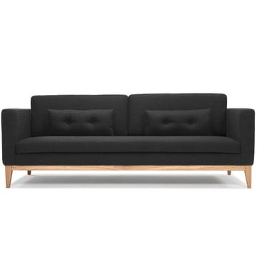 Das Day Sofa in dunkelgrau von Design House Stockholm