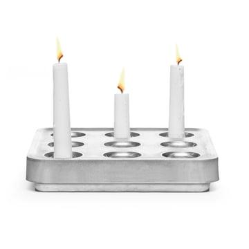 Stumpastaken Klein von Born in Sweden aus Aluminium