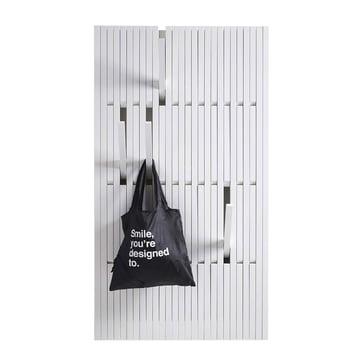 Die Piano Hanger Buche weiss lackiert (RAL 9010) in large von Peruse