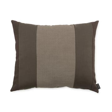 Line Cushion von Normann Copenhagen in der Grösse 50 x 60 cm in braun