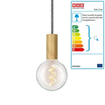 Tube Cane von NUD Collection in der Farbe Side Track (TT-790)