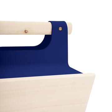 Detailansicht der Tool Box