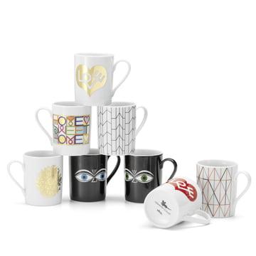 Coffee Mug von Alexander Girard für Vitra
