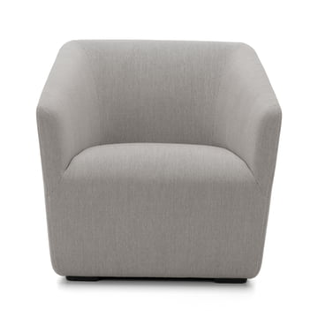 Occasional Lounge Chair von Vitra in Hellgrau (Stonegrey 13)
