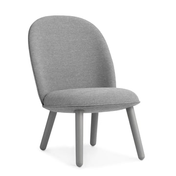 Ace Lounge Chair Nist von Normann Copenhagen Grau