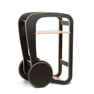 Fleimio design - Wood Trolley mini