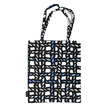 Die Hay - Tote Bag by RW in blau
