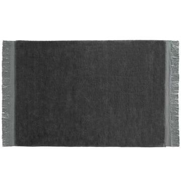 Hay - Raw Teppich 200 x 300 cm, anthrazit