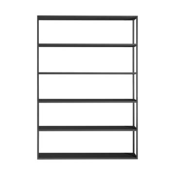 Das Hay - New Order Shelf 150 x 180 cm in charcoal schwarz