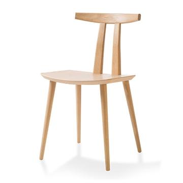 J111 Stuhl von bruunmunch in Eiche geseift