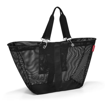 Die reisenthel - meshbag XL in schwarz