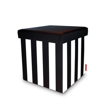 Sitting Box Black & White von Remember
