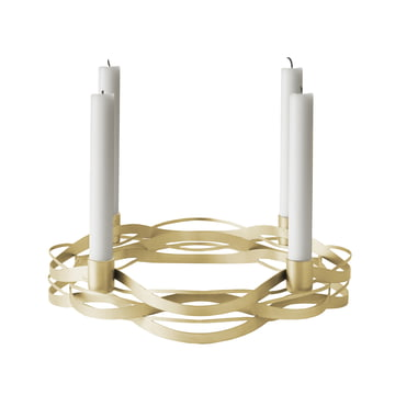 Tangle Advent Kerzenhalter von Stelton
