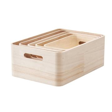 Save-It Aufbewahrungsboxen 5 Stck. von Rig-Tig by Stelton