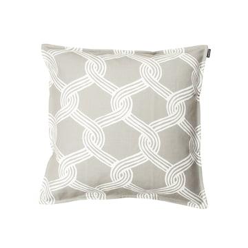 Marimekko - Sulhasmies Kissenbezug 50 x 50 cm, grauweiss / beige