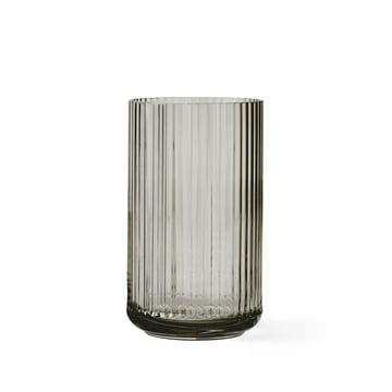 Lyngby Porcelæn - Glasvase, transparent, H 15 cm