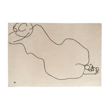 nanimarquina - Chillida 200x293 cm, Figura humana 1948