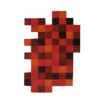 Do-Lo-Rez 1 184x276 cm von nanimarquina in Rot
