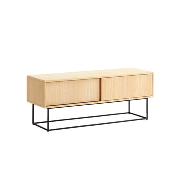 Virka Sideboard Low von Woud in Eiche
